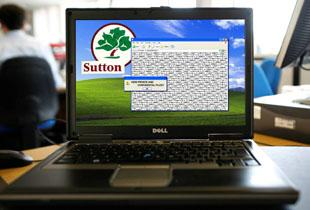 Sutton Guardian: Sutton Council loses personal data in series of blunders