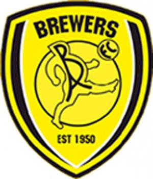 Sutton Guardian: Football Team Logo for Burton Albion