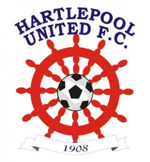 Football Team Logo for Hartlepool United
