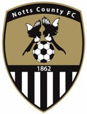Football Team Logo for Notts County