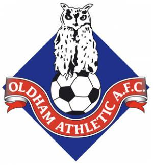 Football Team Logo for Oldham Athletic