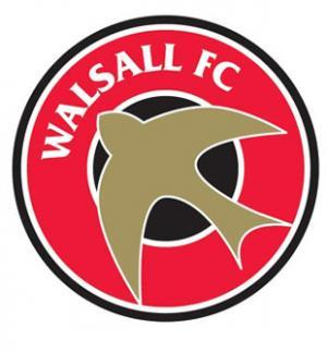 Football Team Logo for Walsall