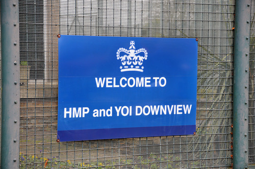 Downview will not become an open prison, says Chris Grayling