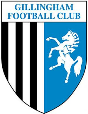 Sutton Guardian: Football Team Logo for Gillingham