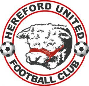 Football Team Logo for Hereford United