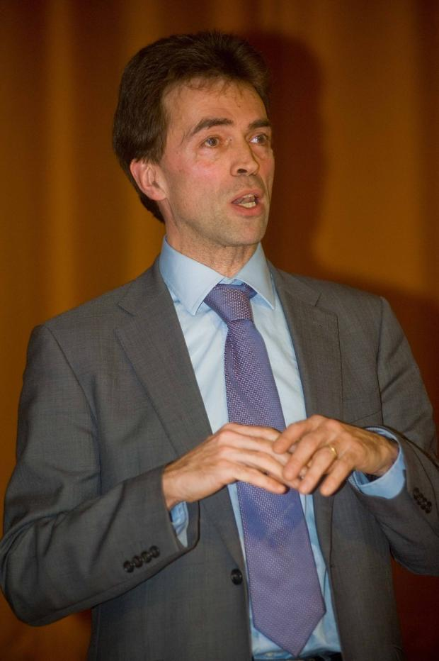 Carshalton and Wallington MP Tom Brake