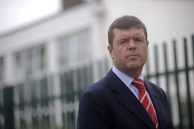 Paul Burstow MP slams 'laughable' BSBV statistics