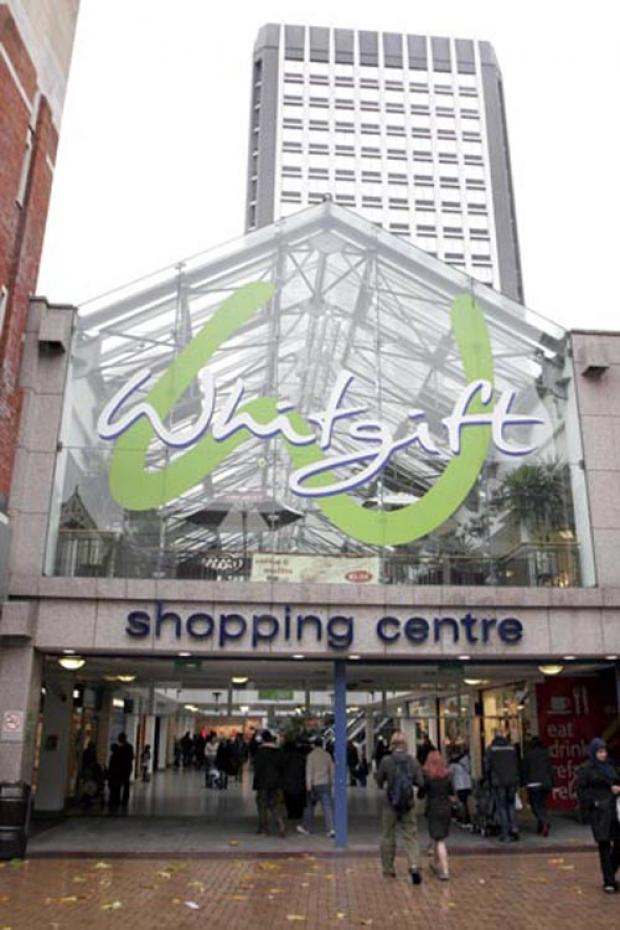 Croydon's Whitgift centre is to be redeveloped