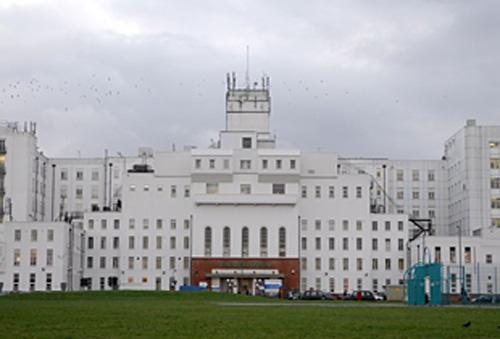 The merger of St Helier with St George's Hospital collapsed earlier this year