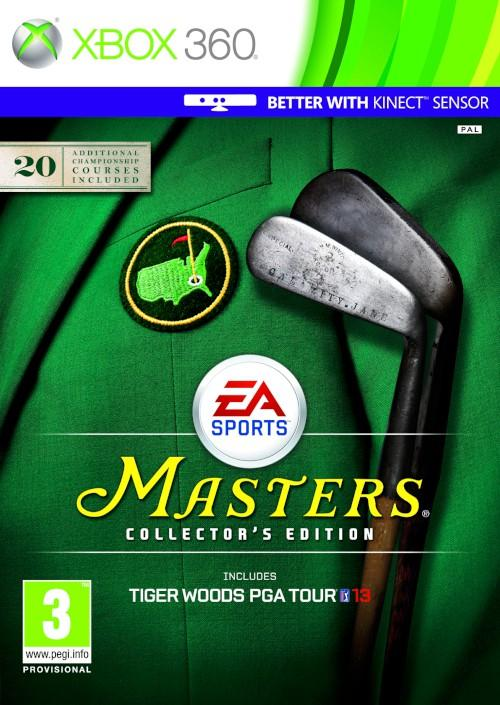 Review - Tiger Woods PGA Tour 13 (Xbox 360 version tested)