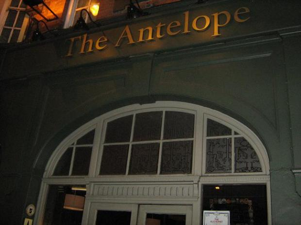 PUBSPY: The Antelope, Tooting