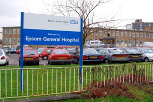 Staff at Epsom, St Helier and Sutton hospitals are satisifed with the quality of patient care they are able to deliver