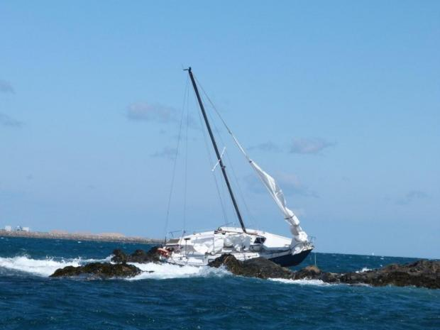 Man who crashed his £3,000 eBay yacht tells his story