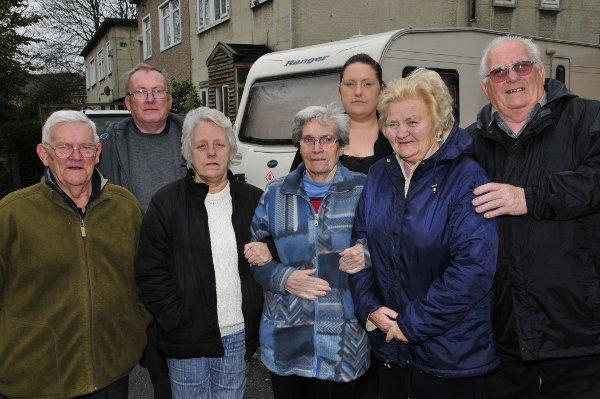 Homeowners are angry at Sutton Council