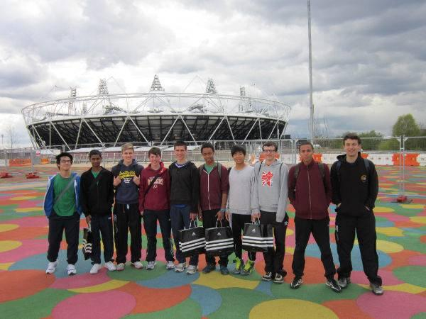 Sutton youngsters to feature in Olympics