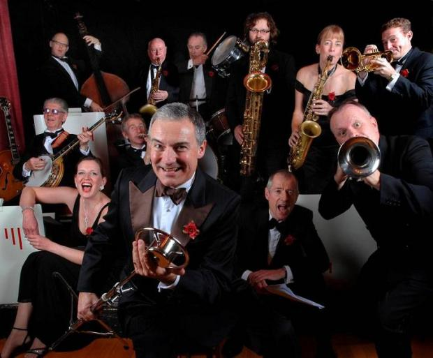 Tuxedo Jazz Orchestra present evening of music and sons