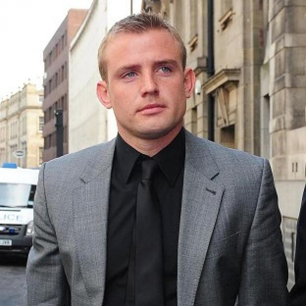 Sunderland captain Lee Cattermole admitted damaging five vehicles parked in Newcastle's China Town