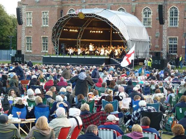 Carew Manor Music in the Park cancelled due to falling attendances