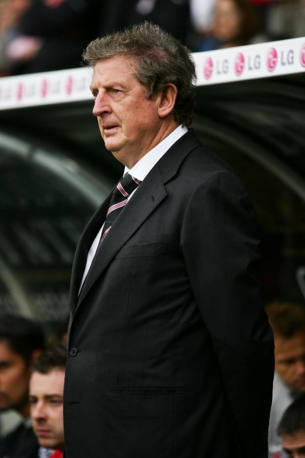 Former Robin Roy Hodgson looks set for England job