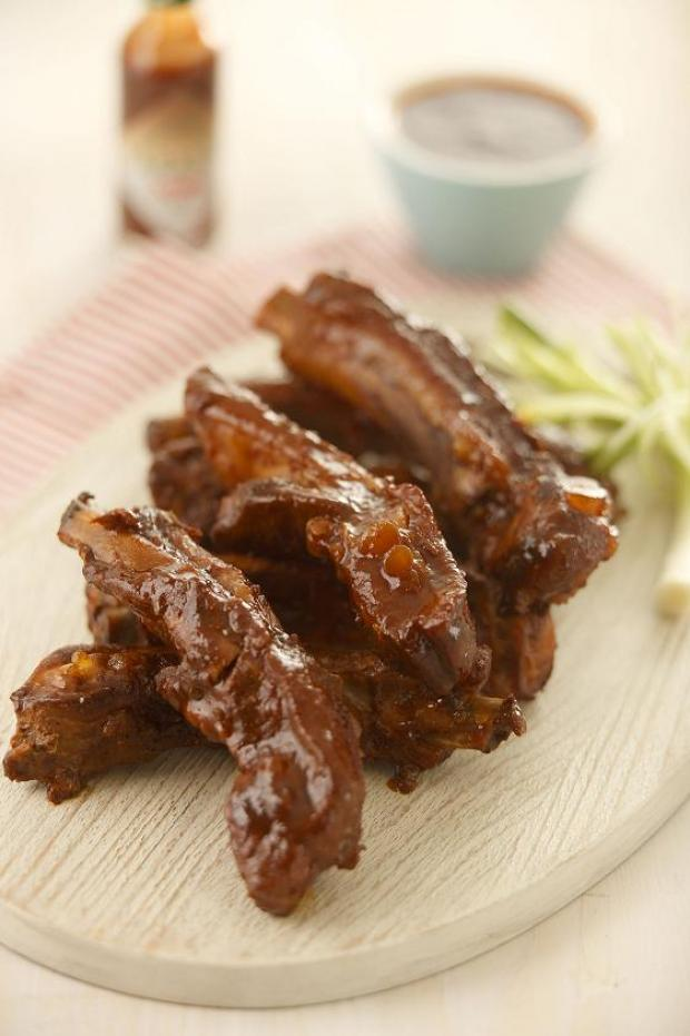 Recipe: Chipotle BBQ Ribs