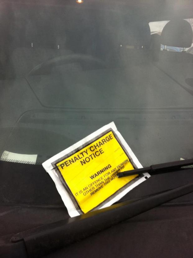 Councils slam BBC historic parking ticket advice