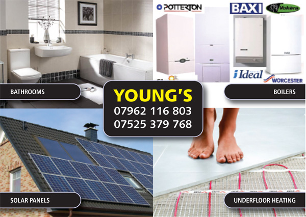 YOUNG'S PLUMBING & HEATING LTD