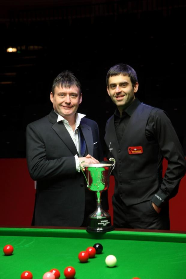 Rocket Ronnie and The Whirlwind Jimmy White