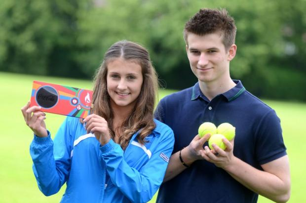 Double Olympic celebration for siblings