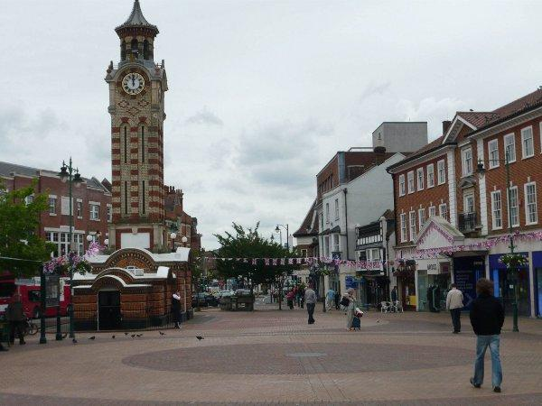 The first meeting of the Friends of Epsom Town will be held on July 23