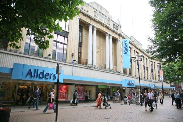 Allders in Croydon is in crisis talks