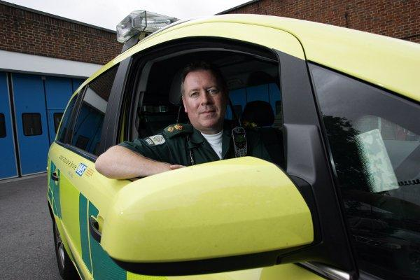 Bill Arkell has said more ambulances will be required to maintain service if St Helier Hospital loses its A&E and maternity