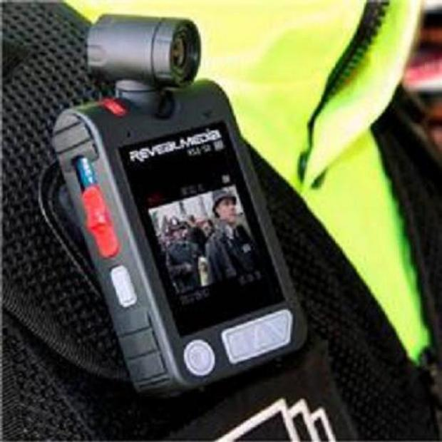 Police in Sutton could soon be wearing cameras on their uniforms