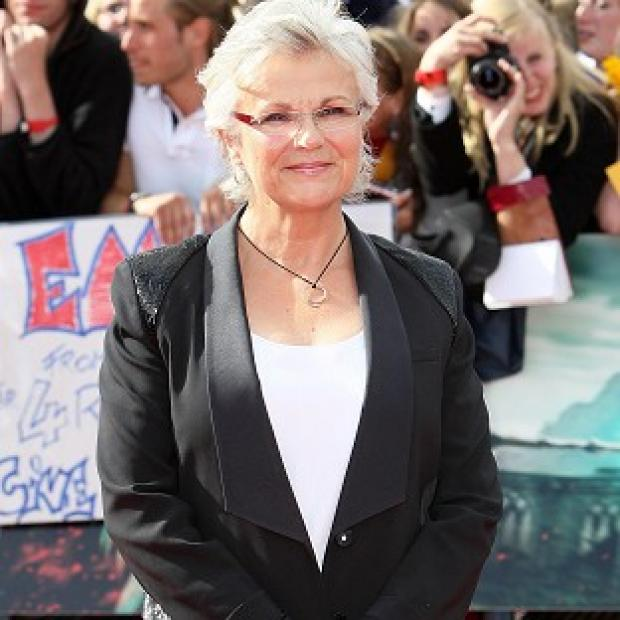Julie Walters would rather go on holiday than take on acting jobs