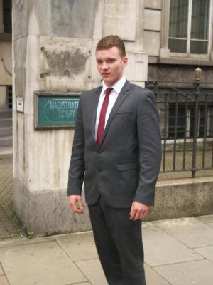 SUTT: Student cleared of football ground ban