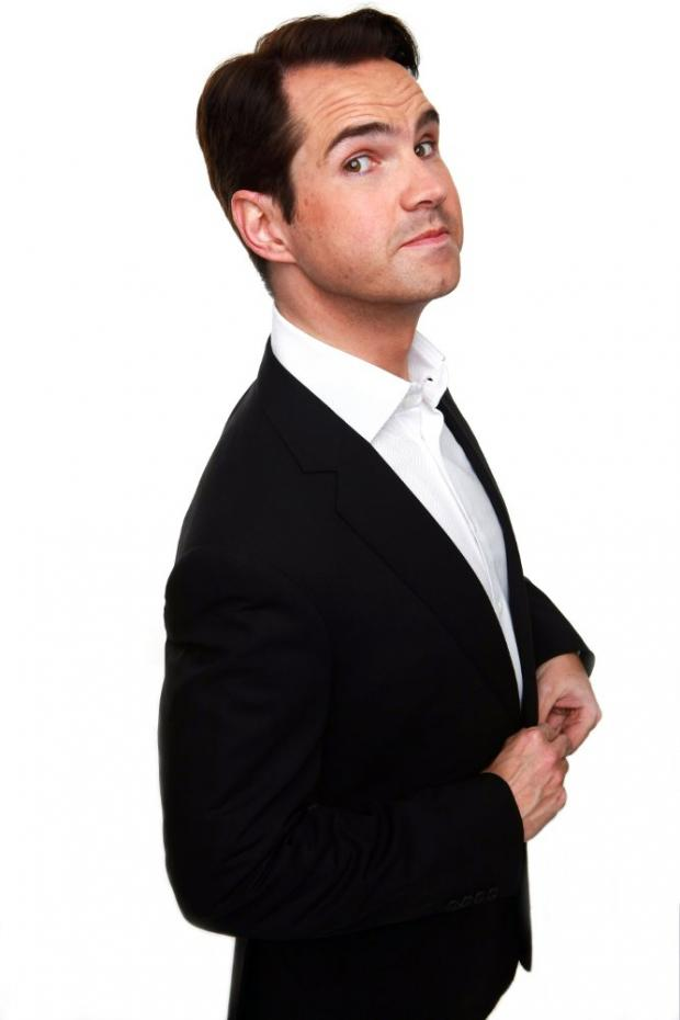 Jimmy Carr is bringing Gagging Order to Dorking Halls