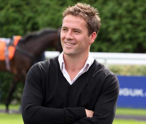 Michael Owen will carry the Olympic torch in Battersea