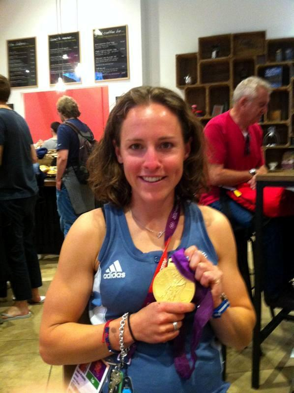 Wimbledon rower brings home Olympic gold
