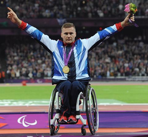 Vote for Paralympic hero in Sports Personality of the Year