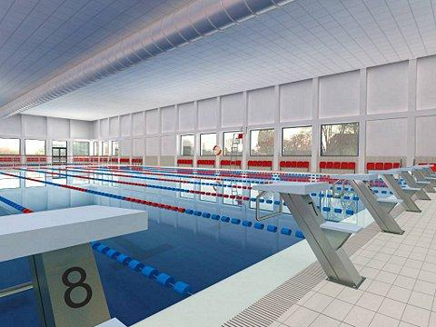 Row erupts over Olympic legacy at multi-million pound swimming pool
