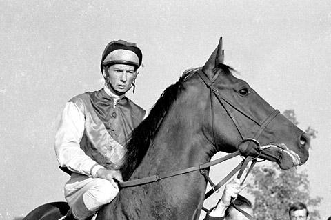 Sutton Guardian: Lester Piggott and Nijinsky