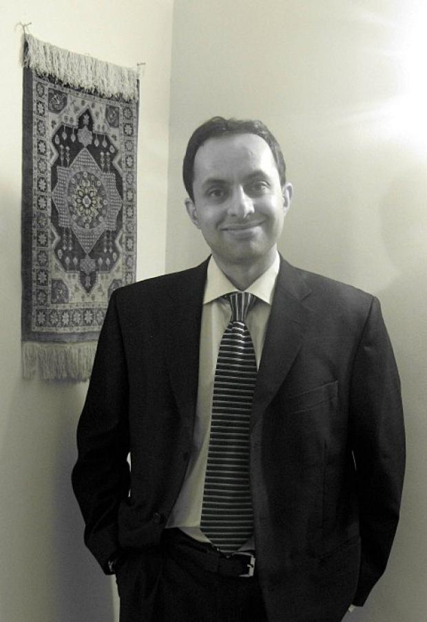 Author Sagheer Afzal