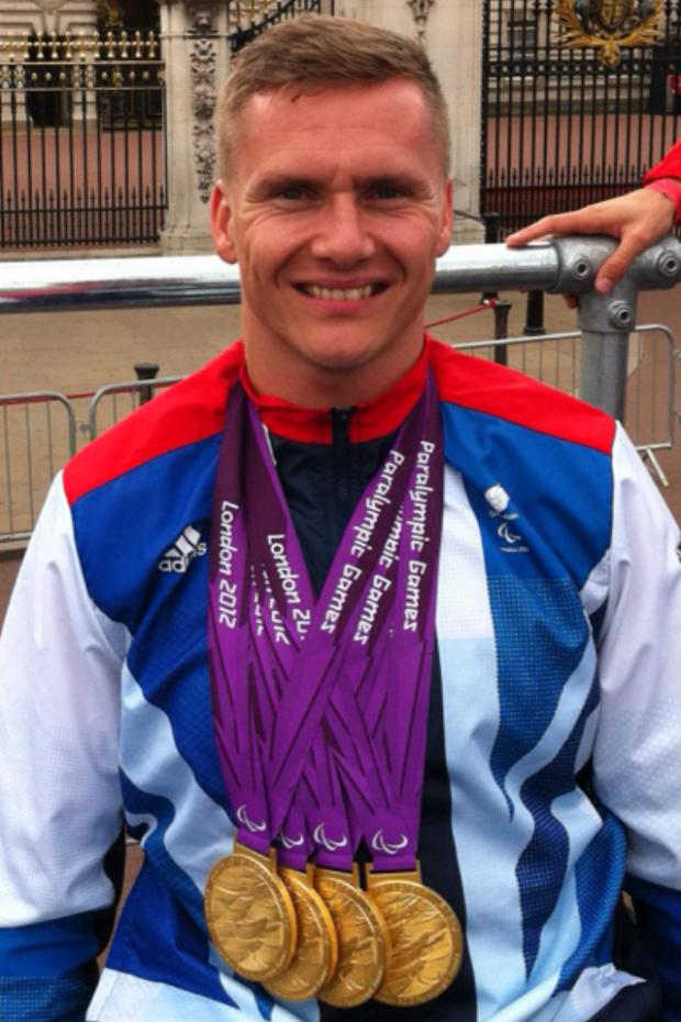 Paralympian distances himself from knighthood row