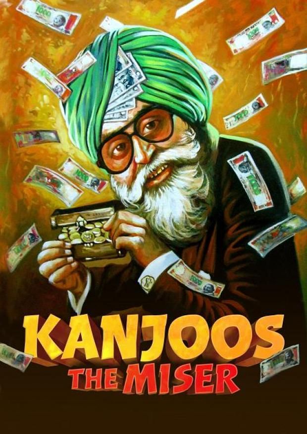 Hardeep Singh Kohli transports France to modern India in Kanjoos The Miser