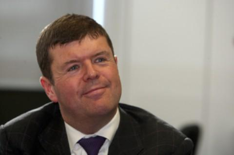 Sutton and Cheam MP Paul Burstow