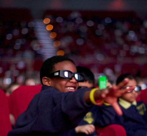 Cool shades: Film week does have educational benefits
