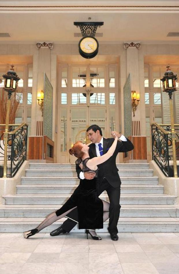 Dancers inspired by Strictly can take on the tango