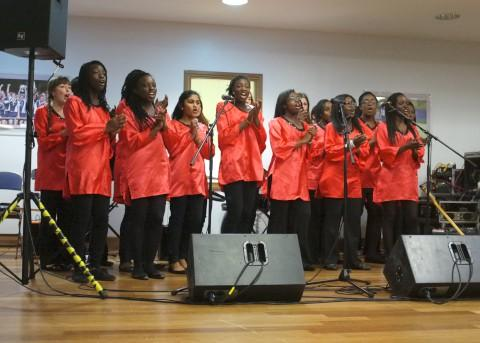 Wallington High School for Girls Gospel Choir