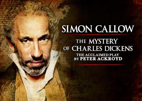 WIN! 5 pairs of Premium Tickets to The Mystery of Charles Dickens
