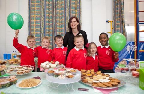 World's biggest coffee morning celebrated across Sutton