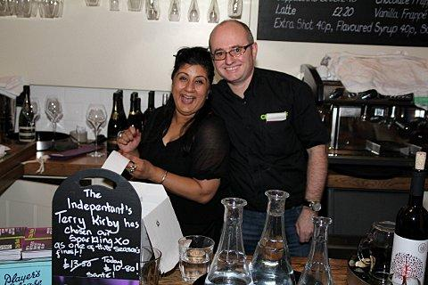 Pop up wine bar in Streatham says goodbye to Hideaway Jazz Cafe